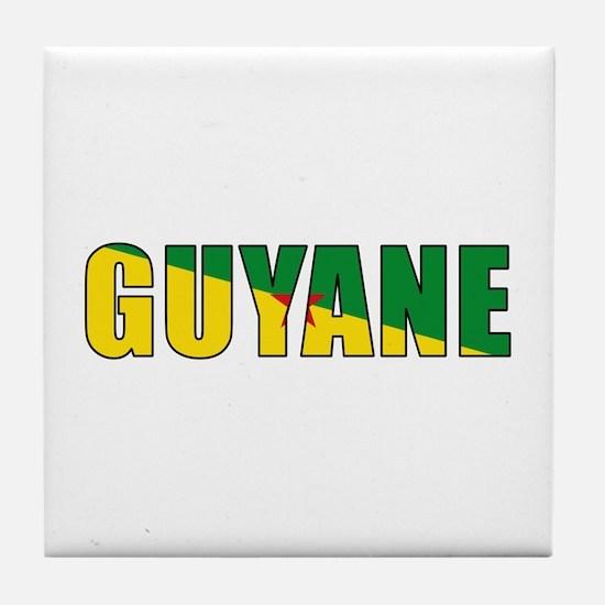Guiana Tile Coaster