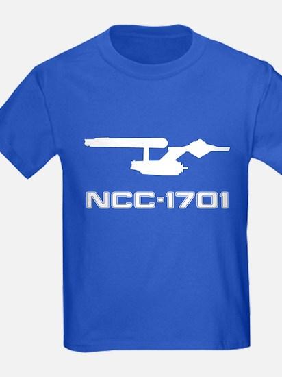 NCC-1701 Silhouette T