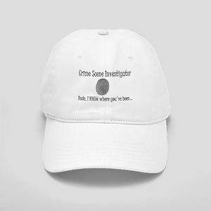 Fingerprint Cap