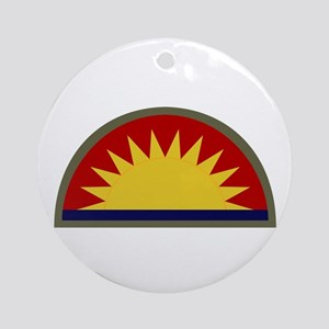 Sunsetters Ornament (Round)
