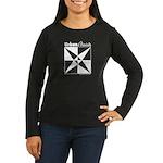 UrbanAmish Women's Long Sleeve Dark T-Shirt