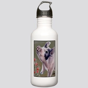 SINGING PIG Stainless Water Bottle 1.0L