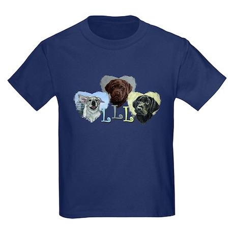 Lablifeline Kids Dark T-Shirt