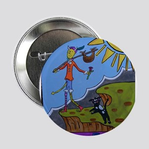 """The Fool 2.25"""" Button"""