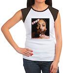 Stop Lying Women's Cap Sleeve T-Shirt