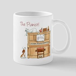 The Pianist Mug
