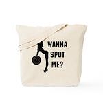 Wanna Spot me Tote Bag