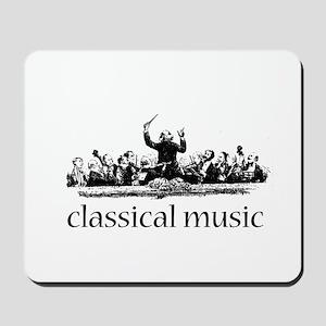 Classical Music Mousepad