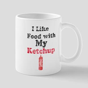 Vintage Ketchup Humor 1 Mug