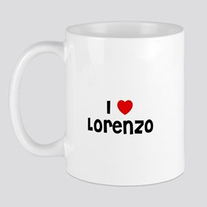 I * Lorenzo Mug