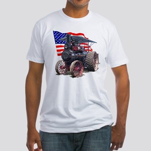 The Advance Steam Traction En Fitted T-Shirt
