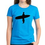 Surfer Women's Dark T-Shirt