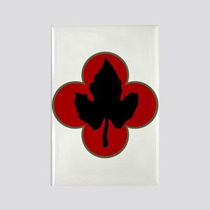 Winged Victory Rectangle Magnet