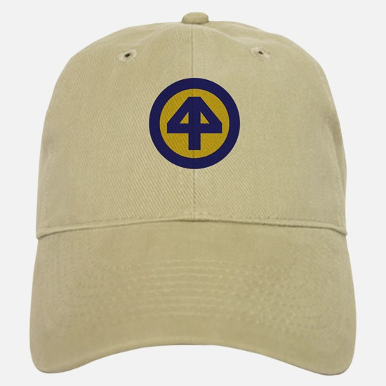 The 44th Baseball Baseball Cap