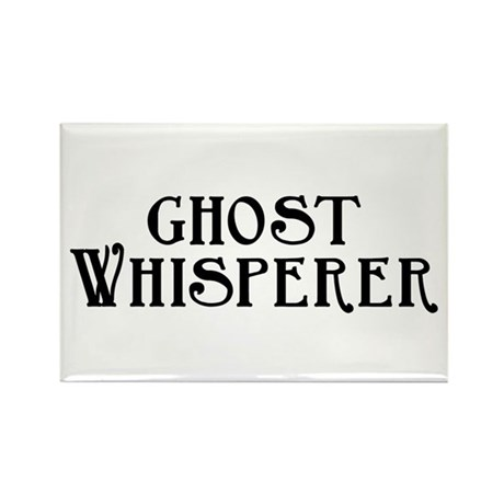 Ghost Whisperer Rectangle Magnet