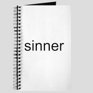 Sinner Journal
