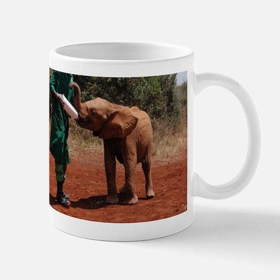 Baby Elephant Mug
