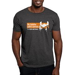My Favorite Game Console - Dark T-Shirt
