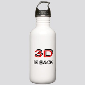 LOOK NO GLASSES Stainless Water Bottle 1.0L