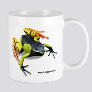 Painted Madagascar Poison Fro Mug