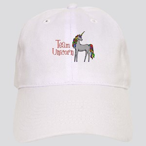 Team Unicorn Rainbow Cap