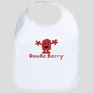Doodle Berry Bib