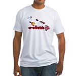 ILY Hawaii Fitted T-Shirt