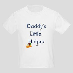 Daddys Little Helper Kids Light T-Shirt