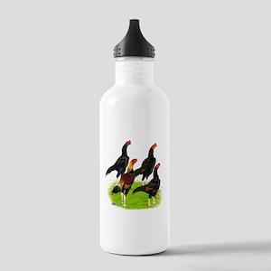 Oriental Gamefowl Stainless Water Bottle 1.0L
