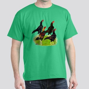 Oriental Gamefowl Dark T-Shirt