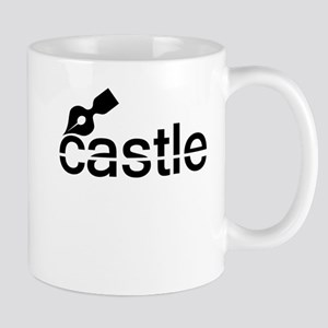 Castle TV Mug
