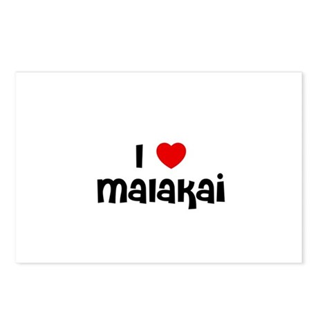 I * Malakai Postcards (Package of 8)