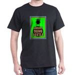 ANGRY DUNG BEETLEc Black T-Shirt