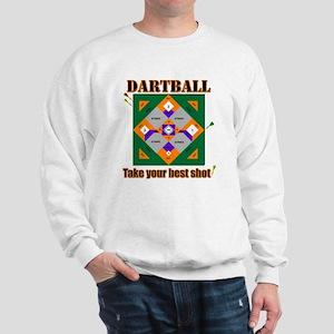 Dartball Board Sweatshirt