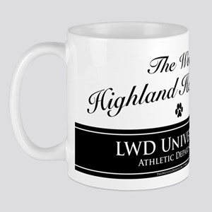West Highland Hooligans Mug