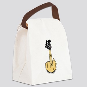 FU bass Canvas Lunch Bag