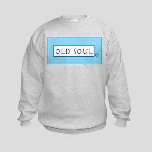 Old Souls Kids Sweatshirt
