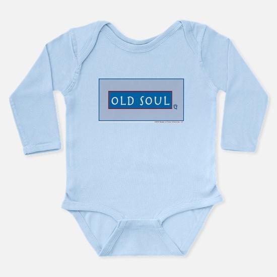 Old Souls Long Sleeve Infant Bodysuit