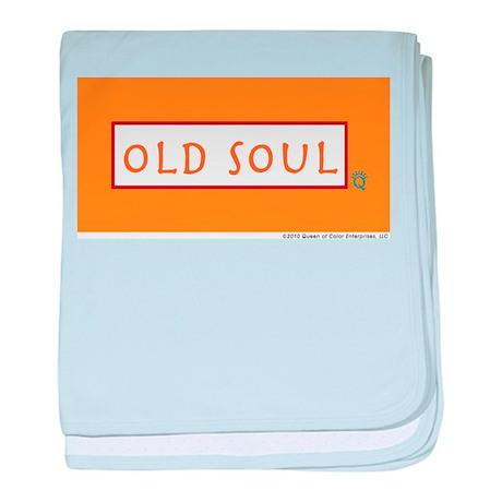 Old Souls Infant Blanket