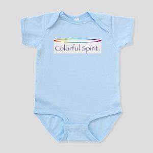 Colorful Spirit Infant Bodysuit