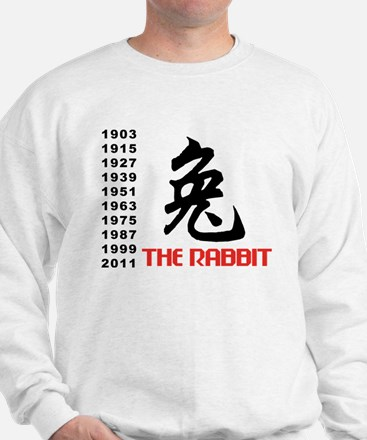 Chinese Symbol Year of The Rabbit Jumper