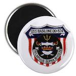 USS BASILONE Magnet