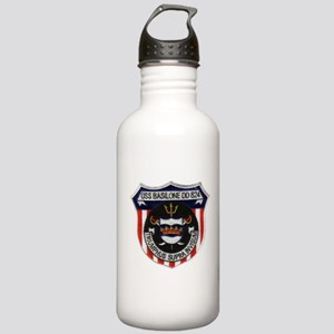 USS BASILONE Stainless Water Bottle 1.0L