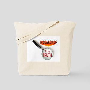 LOOKING HARD Tote Bag