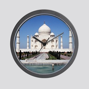 Taj Mahal India Wall Clock