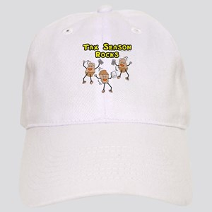 Tax Season Rocks Cap