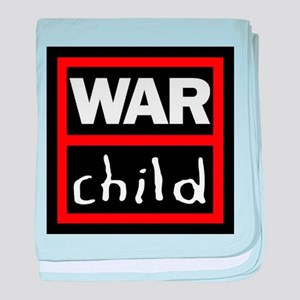 Warchild UK Charity baby blanket