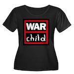 Warchild UK Charity Women's Plus Size Scoop Neck D
