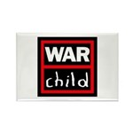 Warchild UK Charity Rectangle Magnet (10 pack)