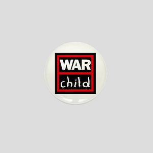 Warchild UK Charity Mini Button